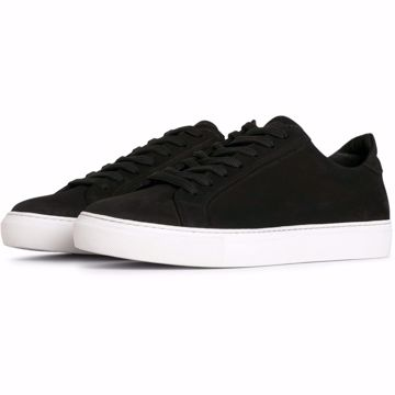Garment Project BLACK NUBUCK