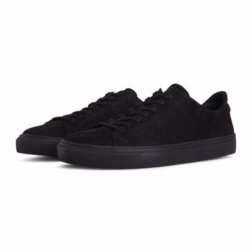 Garment Project TYPE - BLACK/BLACK NUBUCK