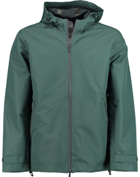 GM MENS SHORT RAINCOAT